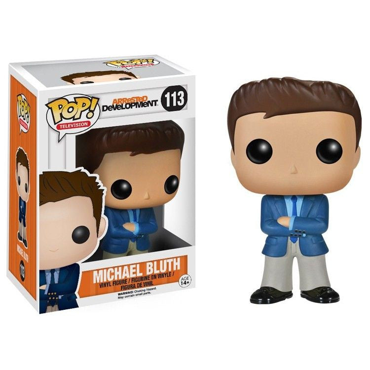 Arrested Development Pop! Vinyl Figure Michael Bluth