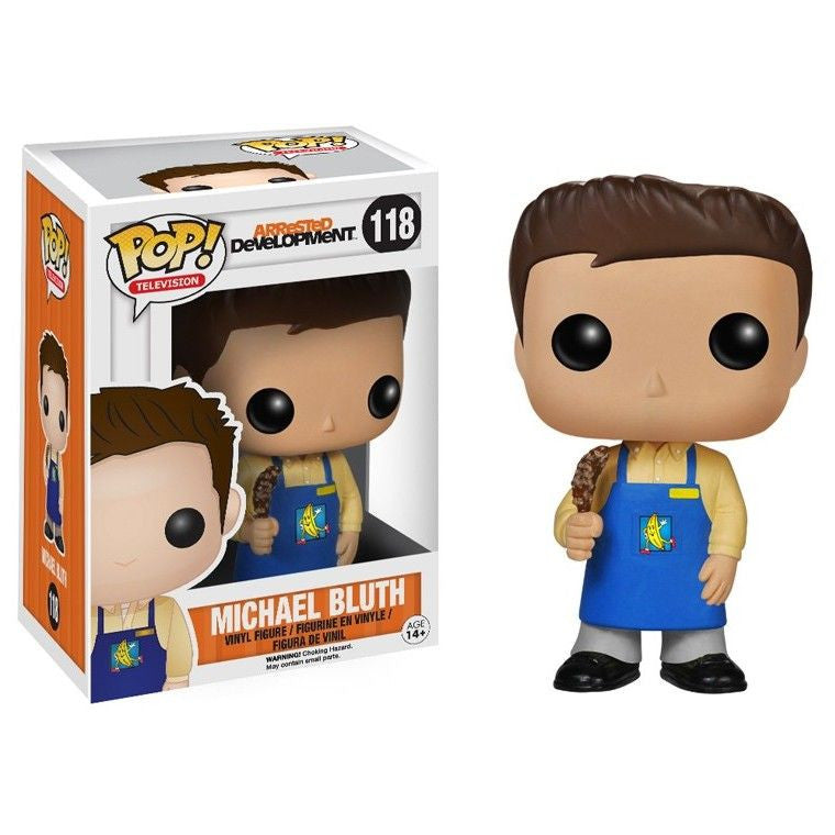 Arrested Development Pop! Vinyl Figure Banana Stand Michael Bluth