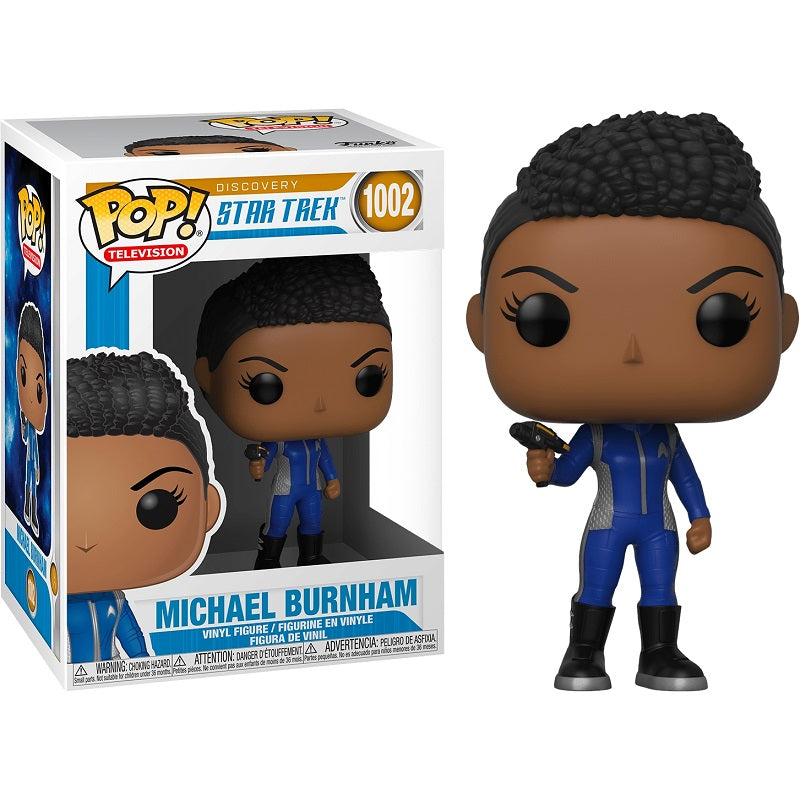 Star Trek Discovery Pop! Vinyl Michael Burnham [1002]