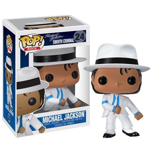 Rocks Pop! Vinyl Figure Michael Jackson [Smooth Criminal]