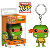 Teenage Mutant Ninja Turtles Pocket Pop! Keychain Michelangelo