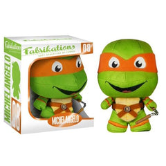 Fabrikations Soft Sculpture by Funko: Michelangelo [Teenage Mutant Ninja Turtles] - Fugitive Toys