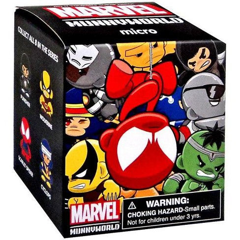 Kidrobot Marvel Micro Munny Series 2 (1 Blind Box) - Fugitive Toys