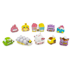 Kidrobot x Hello Sanrio Micro Vehicle Series: (1 Blind Pack)