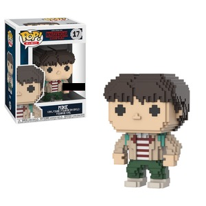 Stranger Things Pop! Vinyl Figure 8-Bit Mike [17]