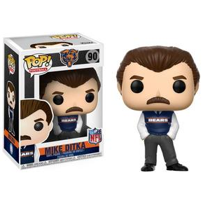 NFL Legends Pop! Vinyl Figure Mike Ditka [90] - Fugitive Toys