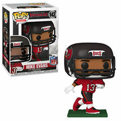 NFL Pop! Vinyl Figure Mike Evans (Tampa Bay) [142] - Fugitive Toys