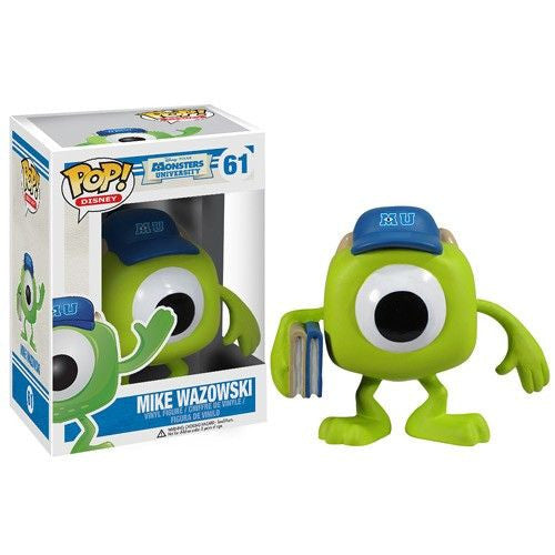 Monsters University Pop! Vinyl Figure Mike Wazowski