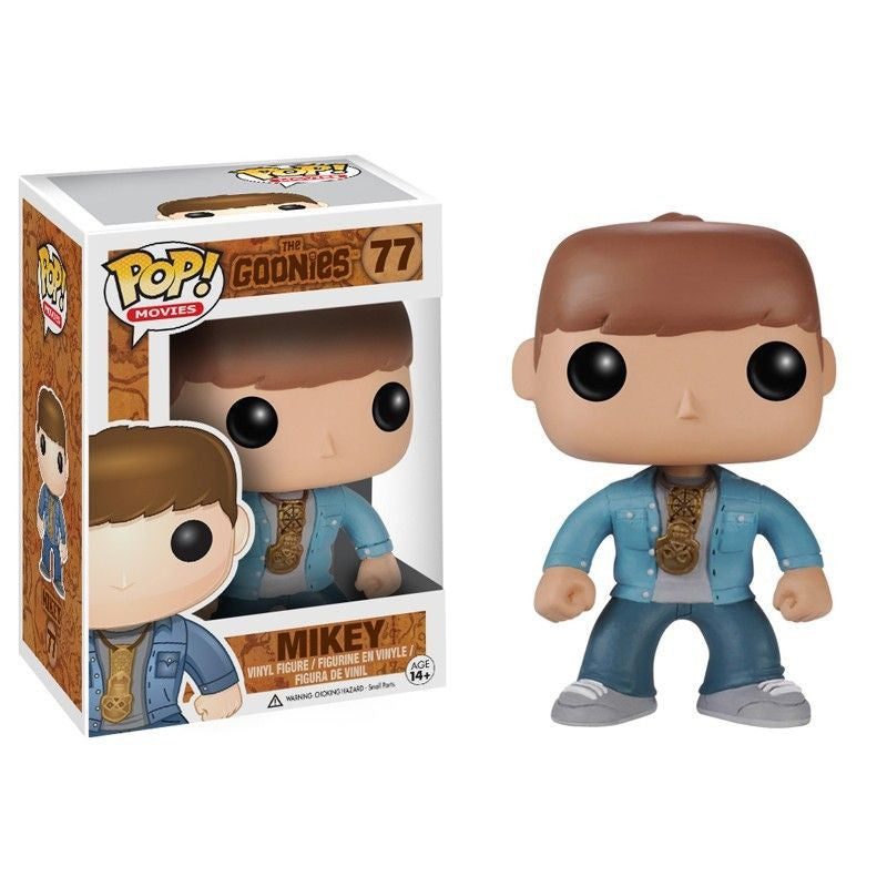 Movies Pop! Vinyl Figure Mikey [The Goonies] - Fugitive Toys