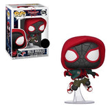 Spider-Man Into The Spider-Verse Pop! Vinyl Figure Miles Morales (Casual) [529] - Fugitive Toys