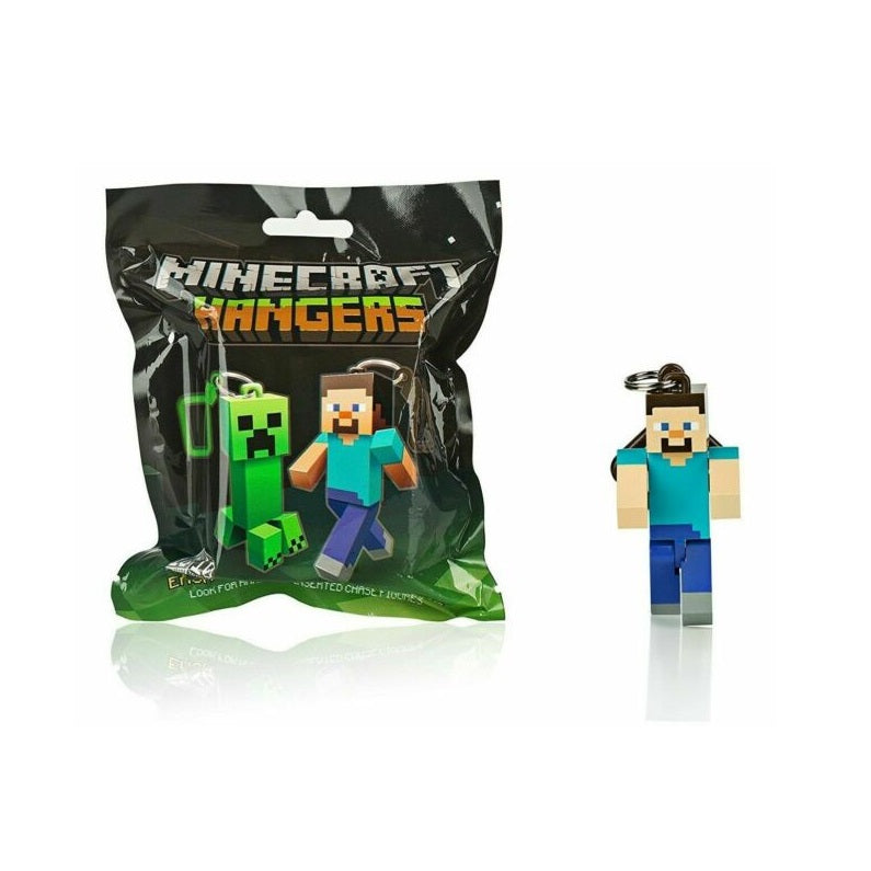 Minecraft Hangers Series 1: (1 Blind Pack) - Fugitive Toys