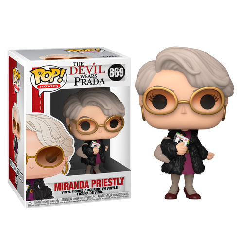 The Devil Wears Prada Pop! Vinyl Figure Miranda Priestly [869]