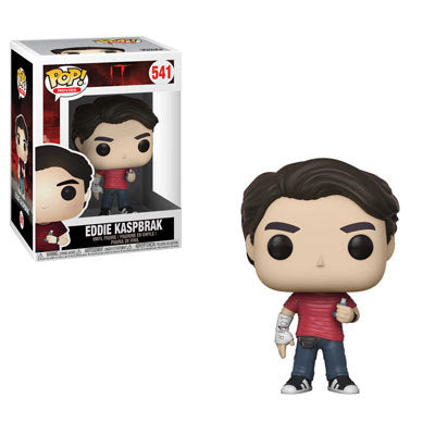 Movies Pop! Vinyl Figure Eddie Kaspbrak [It] [541]