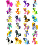 Hasbro My Little Pony Friendship is Magic Crystal-Shine Figure: (1 Blind Pack)
