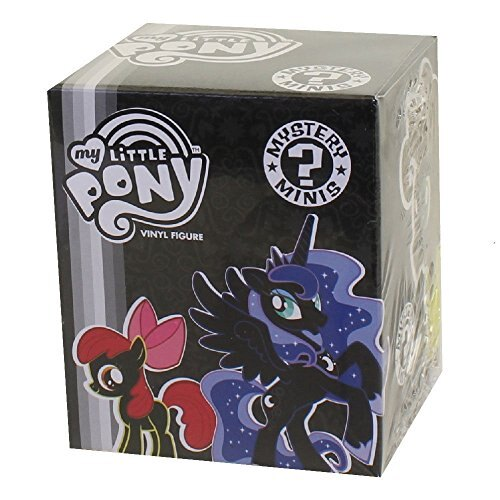 My Little Pony Series 3 Mystery Minis: (1 Blind Box)