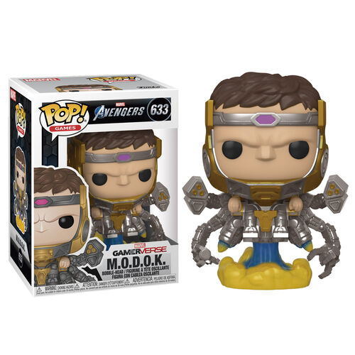 Marvel Pop! Vinyl Avengers Game Modok [633]