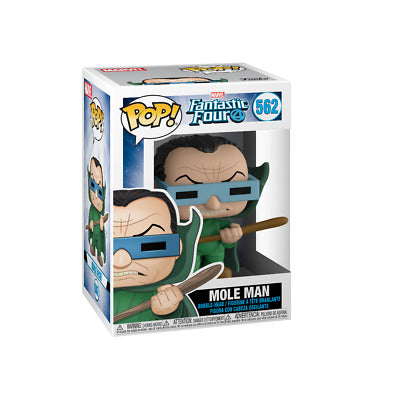 Fantastic Four Pop! Vinyl Figure Mole Man [562] - Fugitive Toys