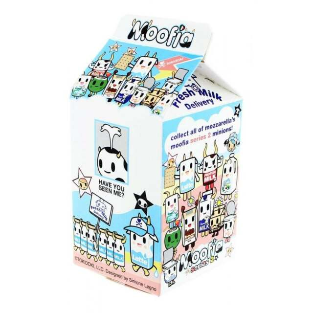 Tokidoki Moofia Series 2: (1 Blind Box)