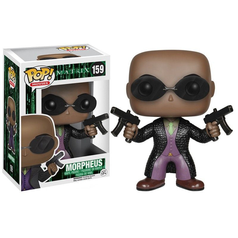 Movies Pop! Vinyl Figure Morpheus [The Matrix]