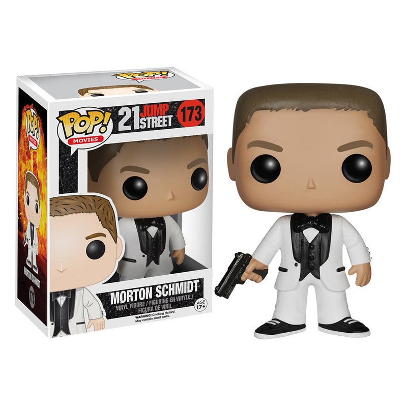 Movies Pop! Vinyl Figure Morton Schmidt [21 Jump Street] - Fugitive Toys