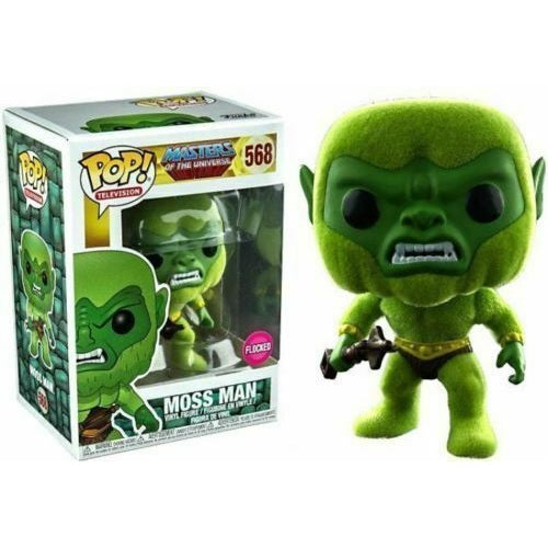 Masters of the Universe Pop! Vinyl Figure Moss Man (Flocked) [568]