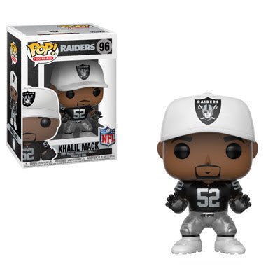 NFL Pop! Vinyl Figure Khalil Mack [Oakland Raiders] [96]