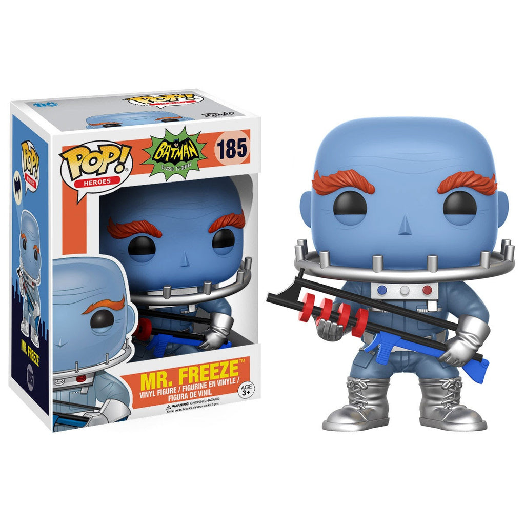 1960's Classic Batman Pop! Vinyl Figure Mr. Freeze 1966