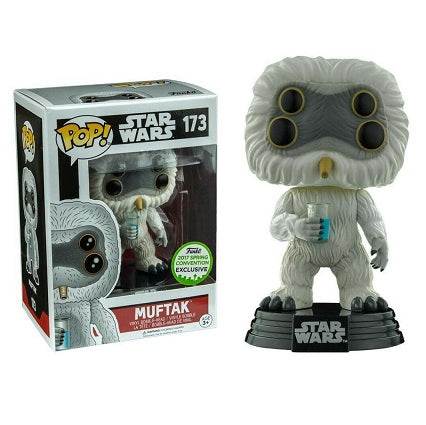 Star Wars Pop! Vinyl Figures Muftak [Exclusive] [173]