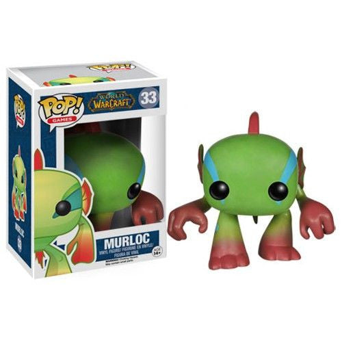World of Warcraft Pop! Vinyl Figure Murloc - Fugitive Toys