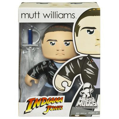Indiana Jones Mighty Muggs: Mutt Williams