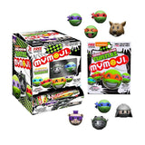 Teenage Mutant Ninja Turtles Mymoji Vinyl Figure: (1 Blind Pack) - Fugitive Toys