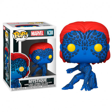 Marvel Pop! Vinyl Figure X-Men 20th Anniversary Mystique [638] - Fugitive Toys
