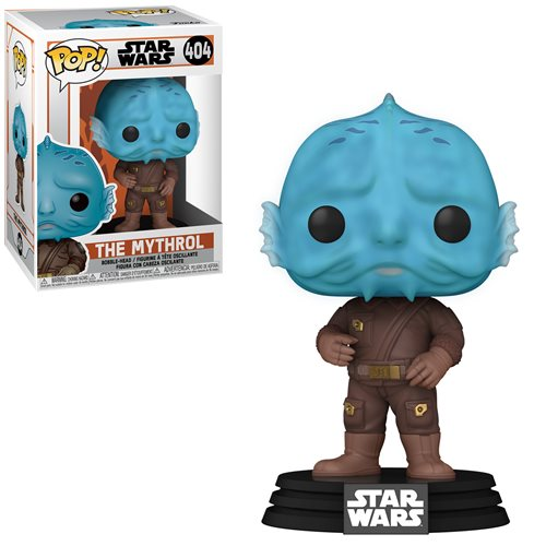Star Wars The Mandalorian Pop! Vinyl Figure The Mythrol [404]