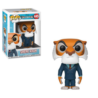 Disney Pop! Vinyl Figure Shere Khan [TaleSpin] [445] - Fugitive Toys