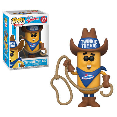 Ad Icons Pop! Vinyl Figure Twinkie the Kid [Hostess] [27]