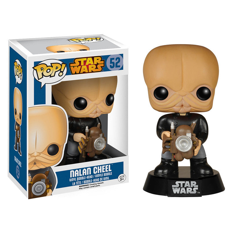 Star Wars Pop! Vinyl Bobblehead Nalan Cheel