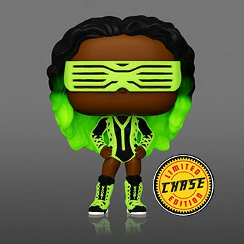 WWE Pop! Vinyl Figure Naomi (Glow in the Dark) (Chase) [75]