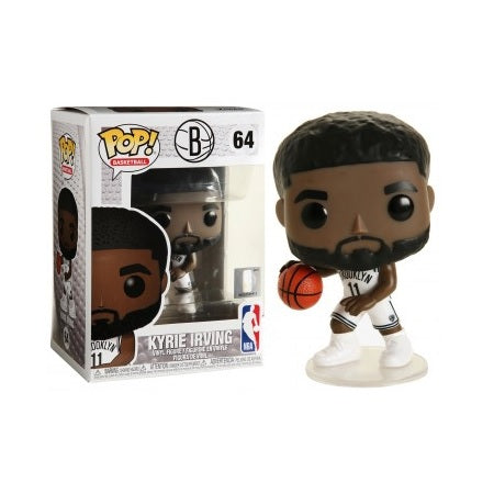 NBA Pop! Vinyl Figure Kyrie Irving (Brooklyn Nets) [64]