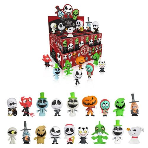 The Nightmare Before Christmas Mystery Minis: (1 Blind Box) - Fugitive Toys