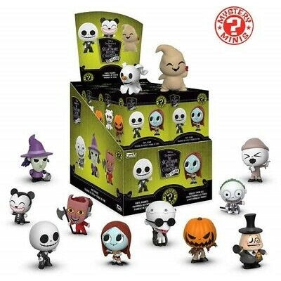 The Nightmare Before Christmas 25th Anniversary Mystery Minis: (1 Blind Box)