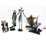Jun Planning The Nightmare Before Christmas Trading Figure Series 1 (Complete Set of 6) - Fugitive Toys