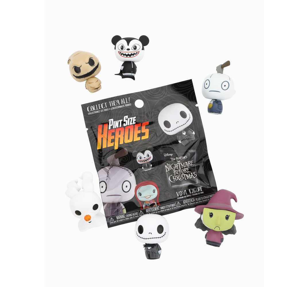 Funko Pint Size Heroes Disney The Nightmare Before Christmas: (1 Blind Pack)