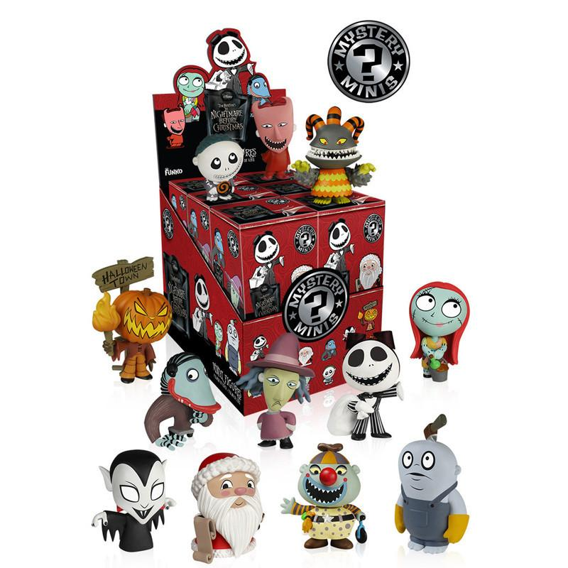 The Nightmare Before Christmas Series 2 Mystery Minis: (Case of 12)