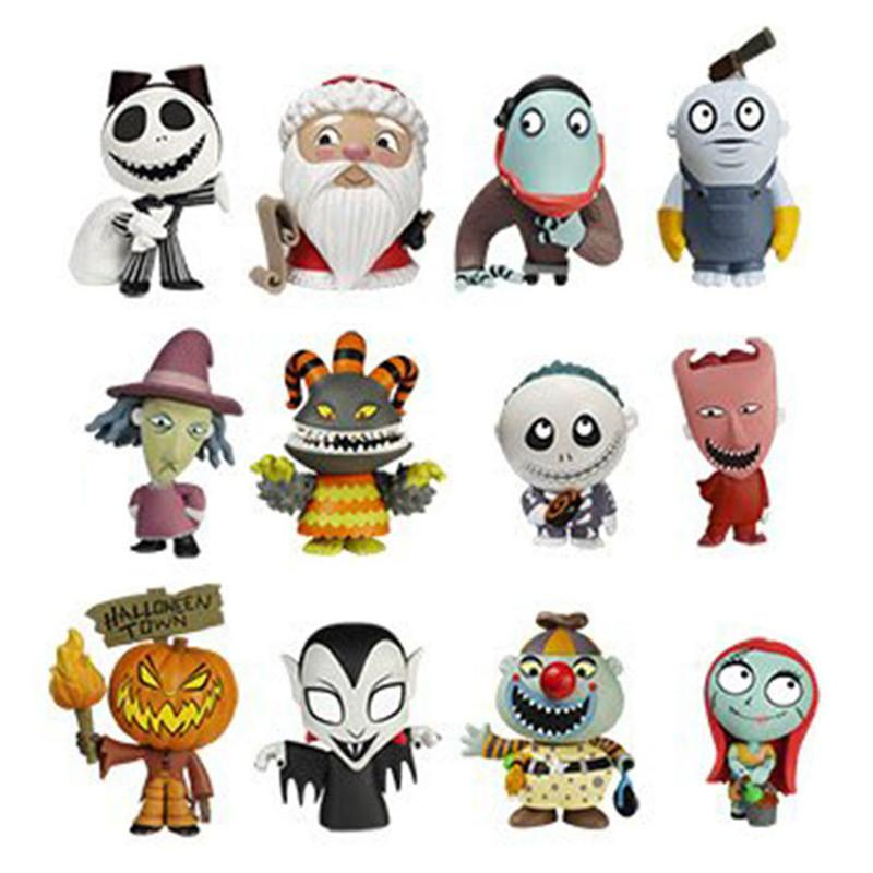 The Nightmare Before Christmas Series 2 Mystery Minis: (1 Blind Box) - Fugitive Toys