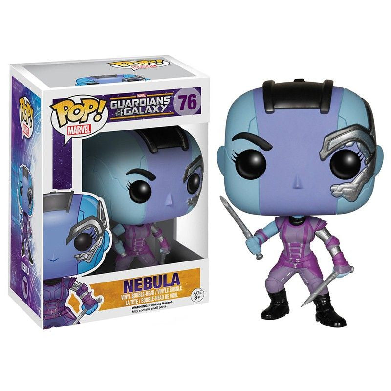 Marvel Guardians of the Galaxy Pop! Vinyl Bobblehead Nebula