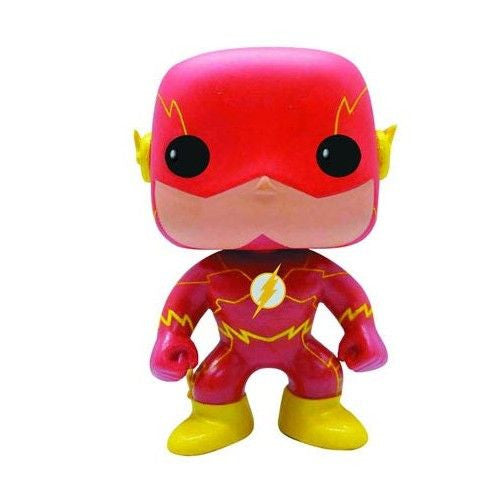 DC Universe Pop! Vinyl Figure New 52 The Flash [Previews Exclusive]