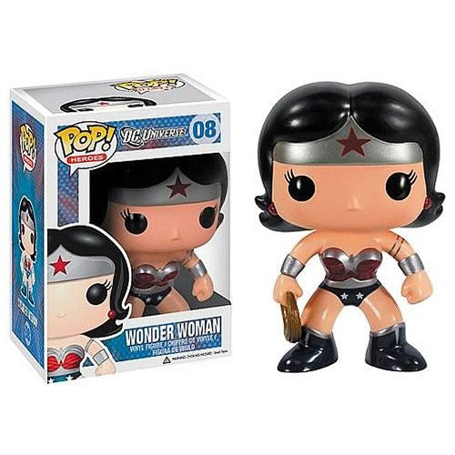 DC Universe Pop! Vinyl Figure New 52 Wonder Woman [Previews Exclusive]