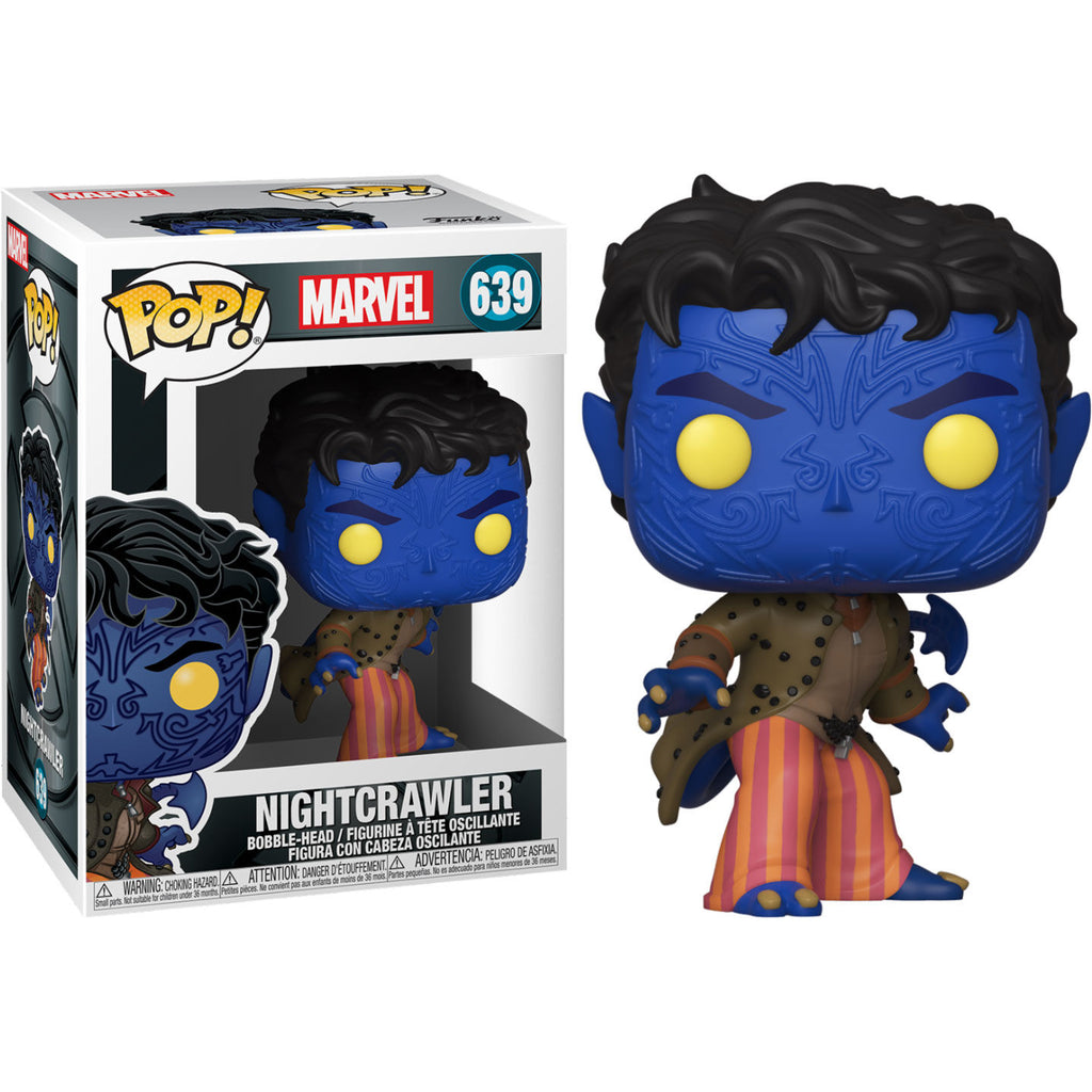 Marvel X-Men 20th Anniversary Pop! Vinyl Figure Nightcrawler [639]