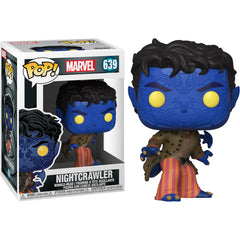 Marvel X-Men 20th Anniversary Pop! Vinyl Figure Nightcrawler [639] - Fugitive Toys