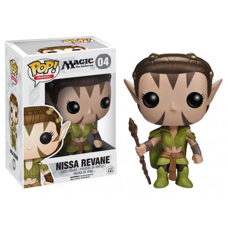 Magic The Gathering Pop! Vinyl Figure Nissa Revane